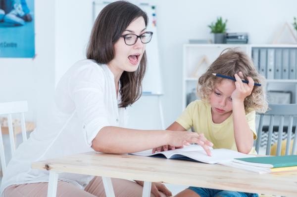 Cómo ayudar a un niño con dislexia