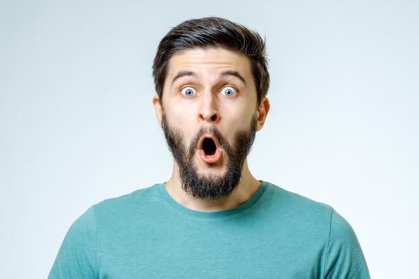 Cuáles son las emociones universales: lista y ejemplos - Sorpresa