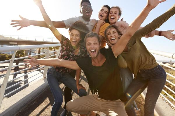 Tipos de personalidade na psicologia - Extrovertida