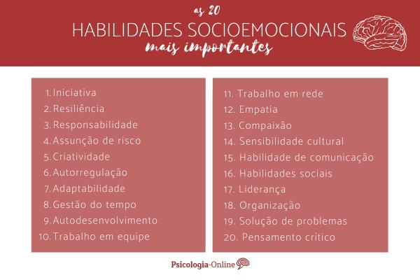 Habilidades socioemocionais: o que são, tipos e exemplos