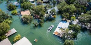 O que significa sonhar com inundação