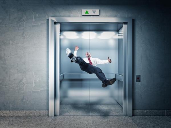 O que significa sonhar com elevador - Significado de sonhar com elevador caindo