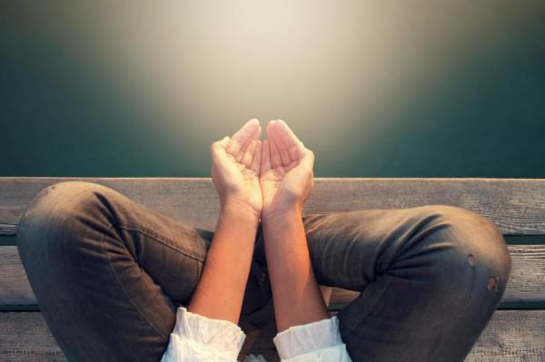Como manter a calma em momentos de desespero - Pense no passado