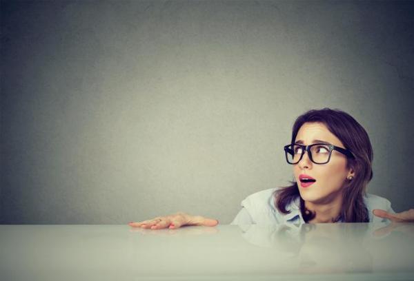 Emoções negativas: medo e ansiedade