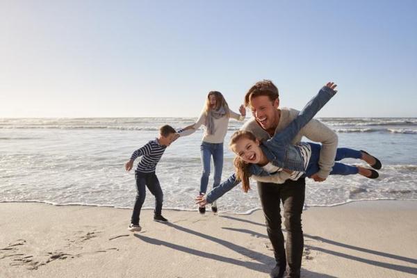 O que significa sonhar com praia - O que significa sonhar com estar na praia com a família
