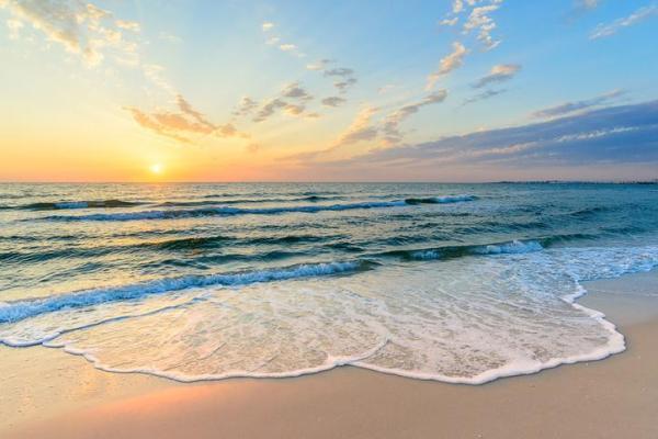 O que significa sonhar com praia