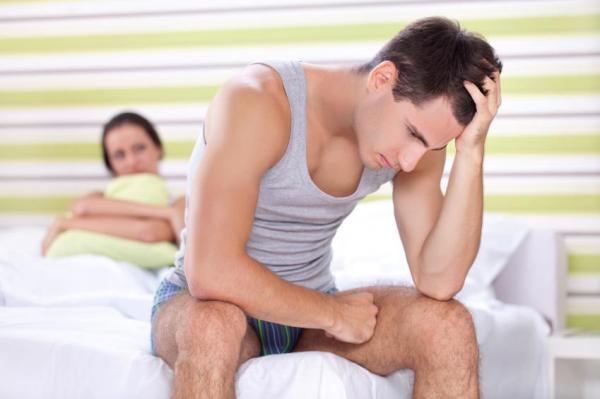 Meu namorado não goza: causas e soluções - Meu namorado não goza: causas psicológicas