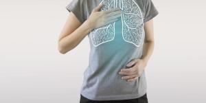 Exercícios de respiração diafragmática