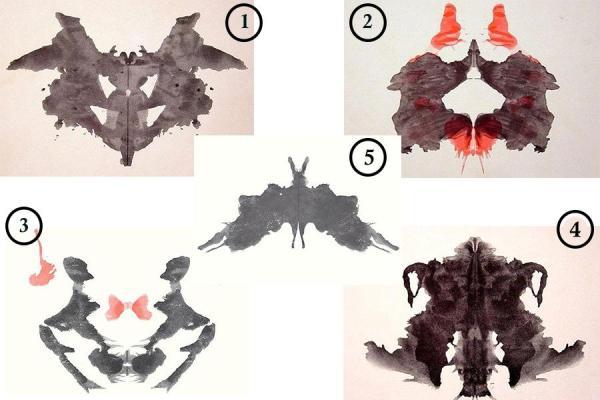 Teste de Rorschach: interpretação das imagens - Teste de Rorschach Online