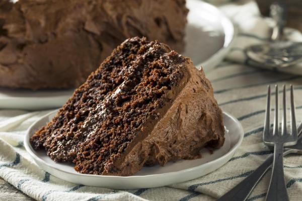 O que significa sonhar com chocolate - O que significa sonhar com um bolo de chocolate