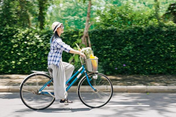 O que significa sonhar com bicicleta - O que significa sonhar com ver alguém de bicicleta